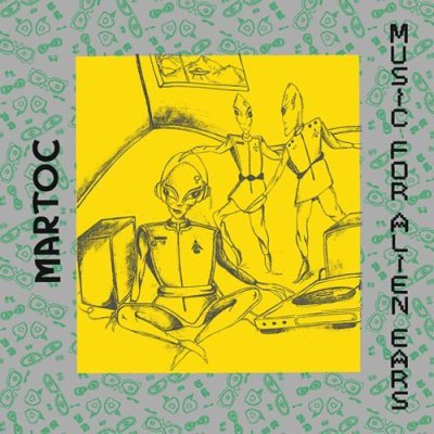 Photo1: Martoc [ Music for Alien Ears ] LP