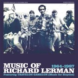 Richard Lerman [ Music of Richard Lerman, 1964-87 ] 2CD