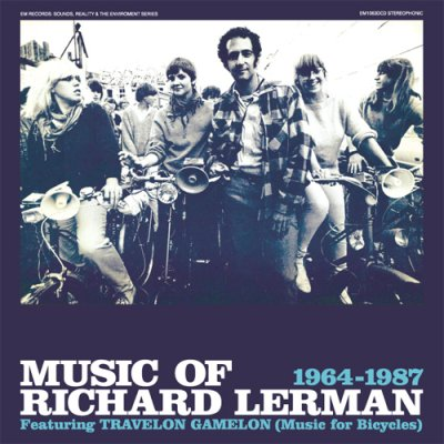 Photo1: Richard Lerman [ Music of Richard Lerman, 1964-87 ] 2CD