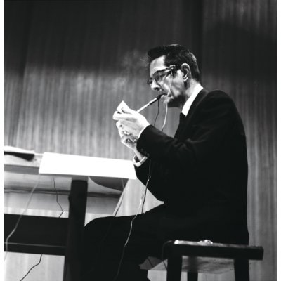 Photo2: John Cage, David Tudor, Toshi Ichiyanagi [ John Cage Shock Vol. 3 ] CD