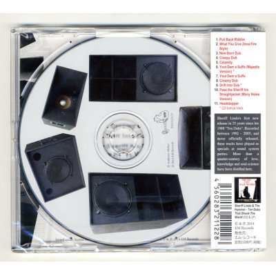 Photo2: Sheriff Lindo [ Aftershock Dubs ] CD