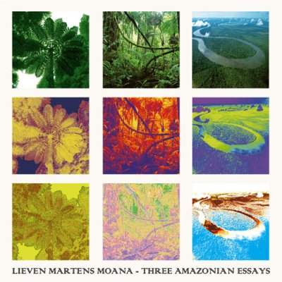 Photo1: Lieven Martens Moana [ Three Amazonian Essays ] LP